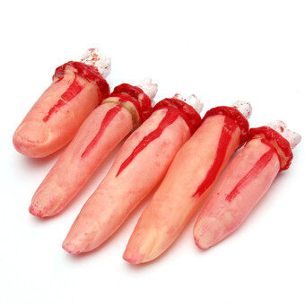 Fingers halloween props spoof body parts decoration lazada malaysia
