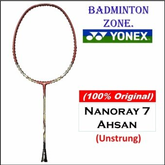 [100% Authentic] Yonex Nanoray 7 Ahsan Limited Edition (4UG5) (Unstrung) Badminton Racket