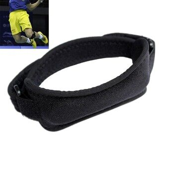 1Pcs Adjustable Patella Knee Tendon Strap Protector Guard Support Pad Belted Sports Knee Brace