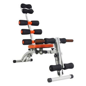 2nd Gen Six Pack Sit Up Bench Super Six Power Workout Station