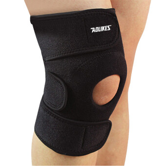 Adjustable Hinged Knee Brace Patella Compression Support Relief GymSports Sale