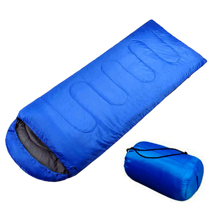 Overland Sleeping Bag +15c (Blue)
