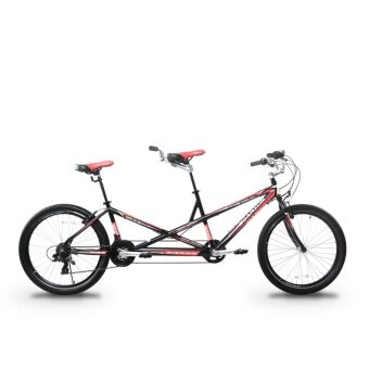 GARION G2622-BC 26 Inch Alloy Tandem Bike with 21 Speed Gear System