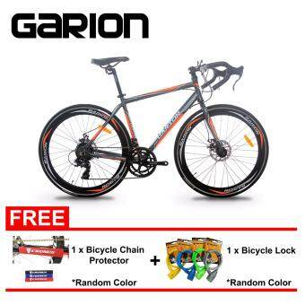 GARION G70016-BC 700C x 23C Alloy Racing Bicycle Road Bike withShimano 14 Speed Gear