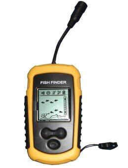 Genuine fish finder with sonar sensor sea and river for How does a fish finder work