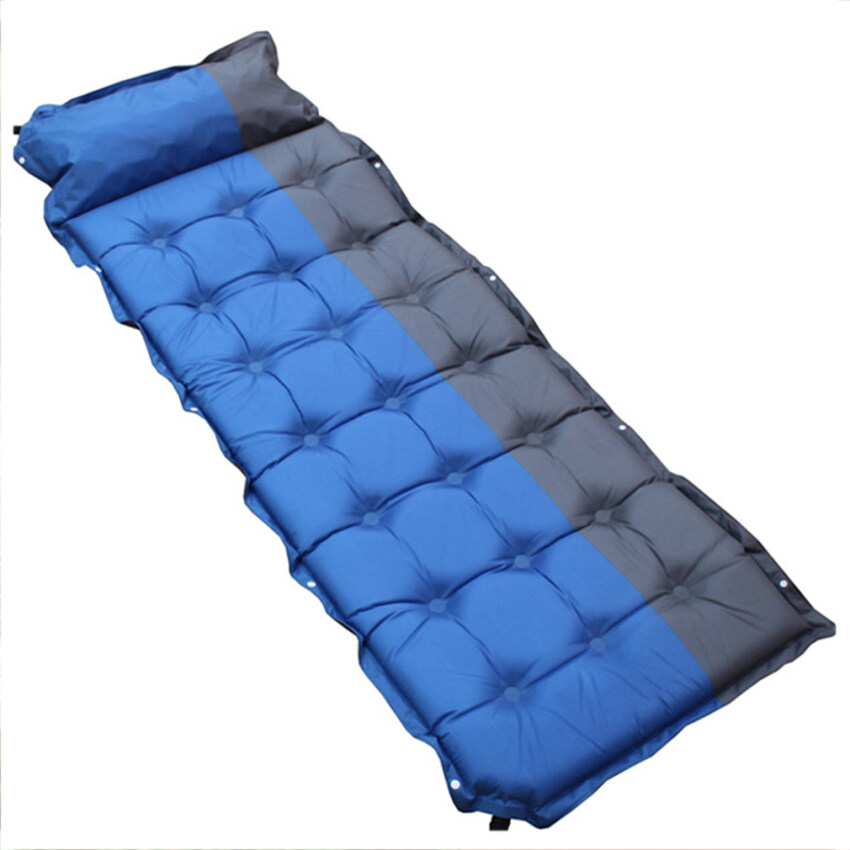 2 in 1 Kids Air Bed Mattress With Sleeping Bag and