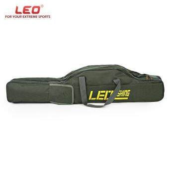 LEO 1M Foldable Multi-purpose Fishing Rod Bag Pouch Holder