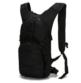 Max Collection Tactical Military Backpack Camping Hiking TrekkingBag Oxford Bag Waterproof Sport Outdoor Bags Black