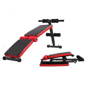Multifunction Foldable Ab Crunch Sit Up Bench - Fast 6 Packs AbsChair