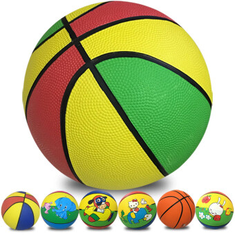 No. 5 outdoor children's young student's ball rubber basketball