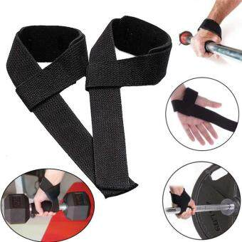 PAlight 1 pair Strips Wrist Support Weightlifting Gym TrainingBodybuilding Wrist Guard Straps Wraps Brace Band Protector