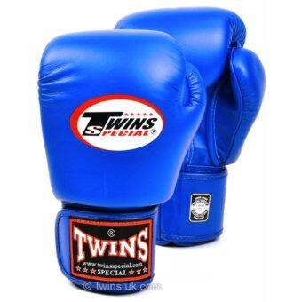 Twins Special Training Boxing Muay Thai Tinju Gym Sarung TanganGlove Size:10oz