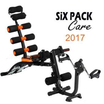 Wonder Core 7 in 1 Six Pack Care Abdominal Exercisers with Bikefunction