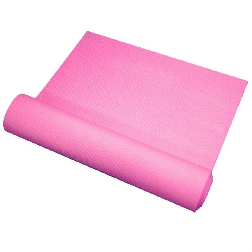 LEXCON Hign Quality 8mm NBR Yoga Mat (PINK)