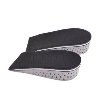 1 Pair Memory Foam Height Increase Insole Breathable InvisibleIncreased Insole Shoe Lifts Shoe Pads Elevator Insoles for MenWomen 3.3cm