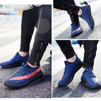 2017 Spring&Summer Fashion new style Leisure sports breathablecomfortable shoes blue