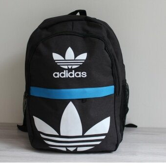 Adidas Canvas Backpack (Blue)