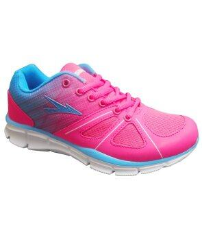 amsdex flylight running shoes pink light blue lazada