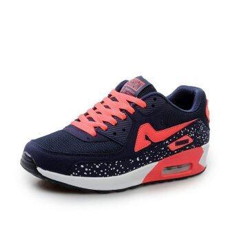 athletic sport shoes running shoes unisex blue lazada