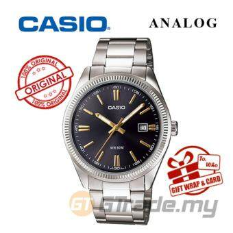 Casio Standard MTP-1302D-1A2V Analog Mens Watch