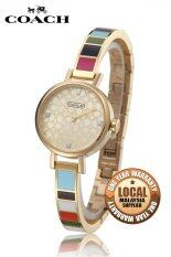 coach watch outlet wmwn  Coach Legacy Quartz Women Luxury Watch 14500975
