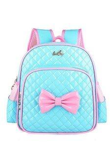 cute preschool backpack kindergarten bookbag toddler girls backpack blue. Black Bedroom Furniture Sets. Home Design Ideas