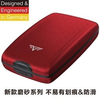 discount germany truviru card of the wing aluminum wallet germany truviru card of the wing aluminum wallet business card box anti degaussing credit card bag matte models red models reheart Gallery