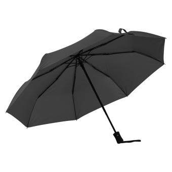 High Quality Anti-uv Fully Automatically Folding Umbrella #Black