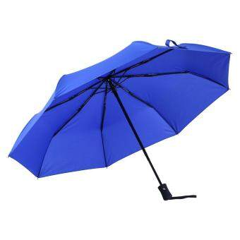 High Quality Anti-uv Fully Automatically Folding Umbrella #Blue
