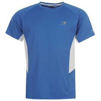 Karrimor Mens Short Sleeve Run T Shirt (Classic Blue)