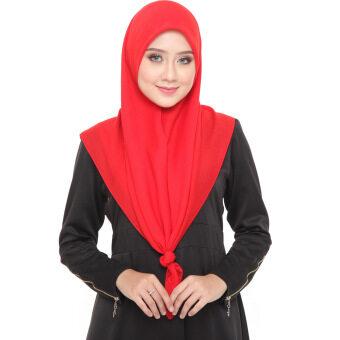 Kekaboo Bawal Plain Red