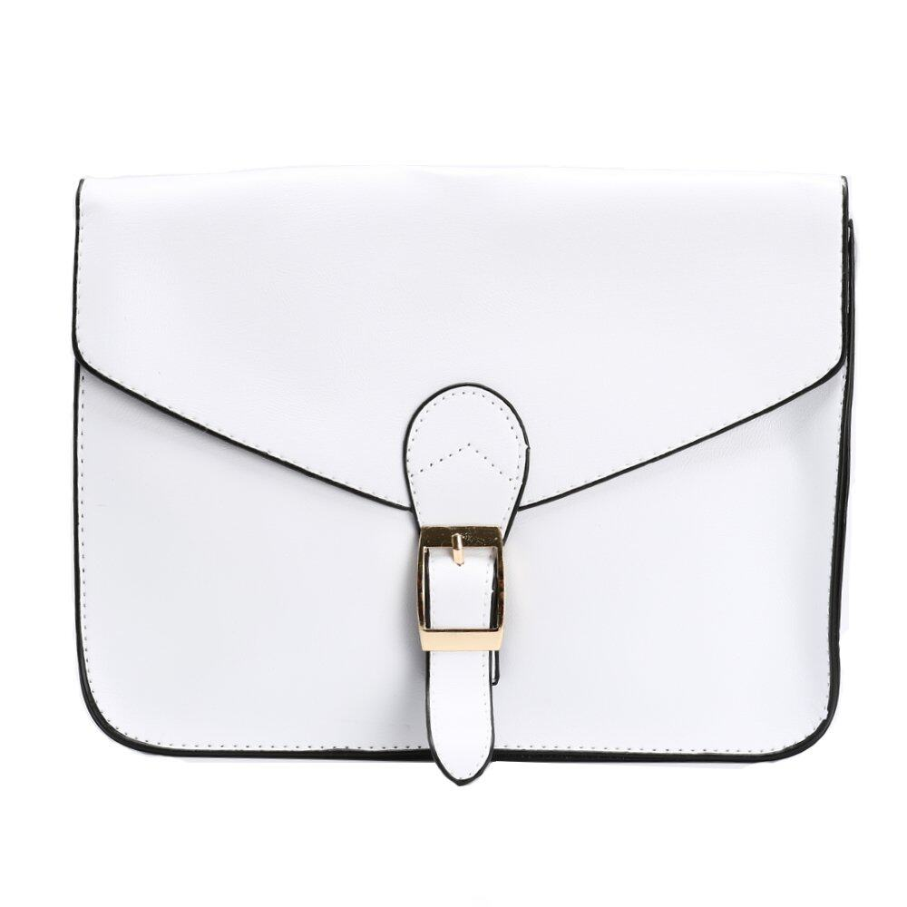 Kstyle Casual Sling Bag (White) | Lazada Malaysia