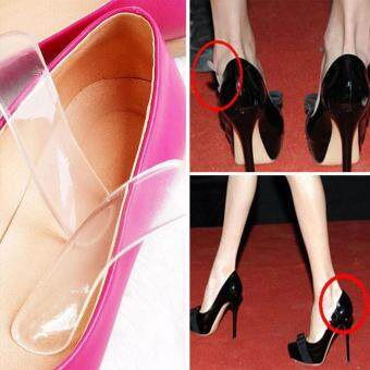 Makiyo 1 pair of heel liners cushion, silicone insole, special forhigh heels