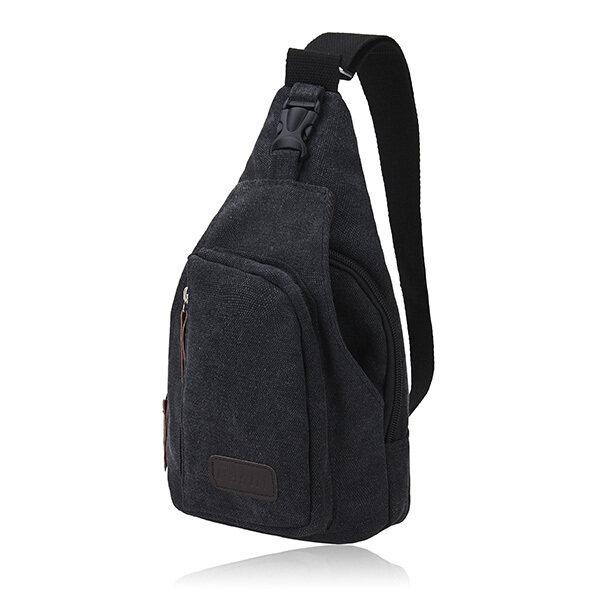 ... 360dsc Kaukko K1002 Canvas Mens Crossbody Bag Single Shoulder