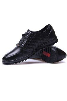 loafer formal shoes business black lazada malaysia