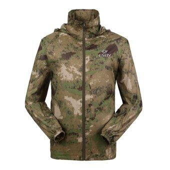 Men's Jackets Tactical Soft Shell Sport Outdoor Jacket Army HuntingClothes Military Jacket