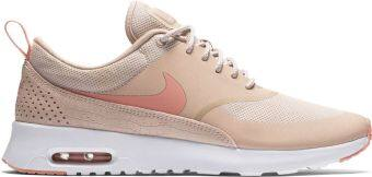 Nike Women's Air Max Thea Lifestyle Shoe (Pink/White)