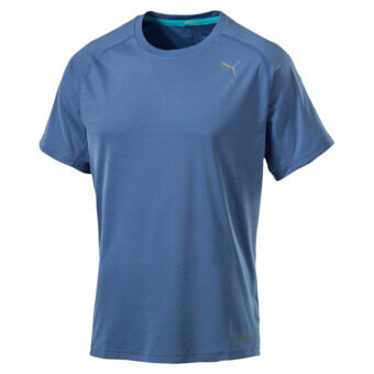 Puma Men's Running Short Sleeve Tee
