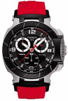 tissot mens t race red rubber strap watch t048 417 27 057 01 tissot men s t race red rubber strap watch t048 417 27 057 01