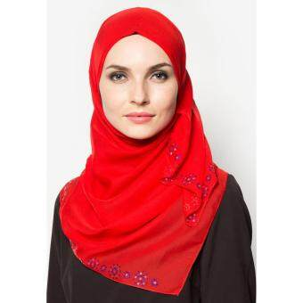 TUDUNG BAWAL QASEH SEQUENCE REMUSLIM FASHION HIJAB