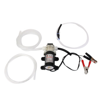 12V Oil Fluid Scavenge Pump Extractor Exchange Transfer Pump forCar Motor