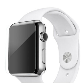 9H 2.5D0.3mm Tempered Glass Screen Film Protector for Apple Watch 38mm-