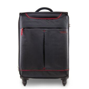 american tourister sky spinner 82 cm 31 inches tsa black red lazada malaysia. Black Bedroom Furniture Sets. Home Design Ideas