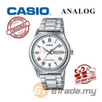 CASIO STANDARD MTP-V006D-7BV Analog Mens Watch - Day Date Display