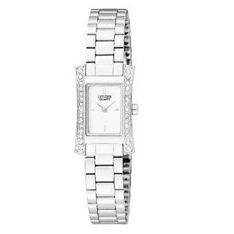 Citizen EZ6310-58A Analog White Dial Women's Watch