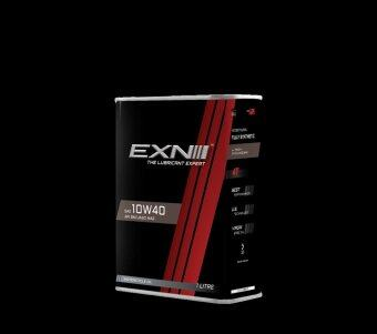 EXN Fully Synthetic 4T SAE 10W40 API SM/JASO MA2 Motorcycle Engine Oil 1L