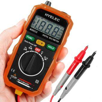 HYELEC MS8232 Non-Contact Mini Digital Multimeter DC AC VoltageCurrent Tester