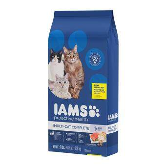 IAMS Proactive Health Multi-Cat Complete with Chicken & Salmon 16LBS.