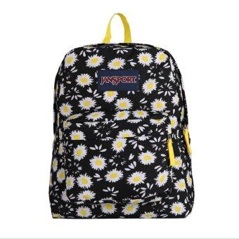 Jansport Superbreak Backpack (Black Chrysanthemum) | Lazada Malaysia