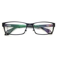 cool eyeglasses frames e16n  JER FASHION Cool Men Women Myopia frame glasses Vision Style Square  Eyeglasses Elegant Glasses Optical Eyewear spectacles Black